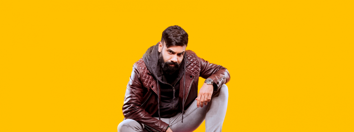 Paul Chowdhry is coming to Braintree!