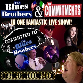 Committed to the Blues Brothers Band