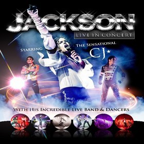 Jackson - Live in Concert