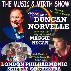 Duncan Norvelle's Music & Mirth Show