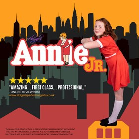 Abigails Performing Arts: Annie Jr