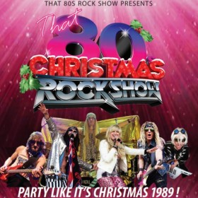 That 80's Christmas Rock Show